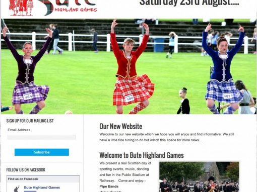 Bute Highland Games