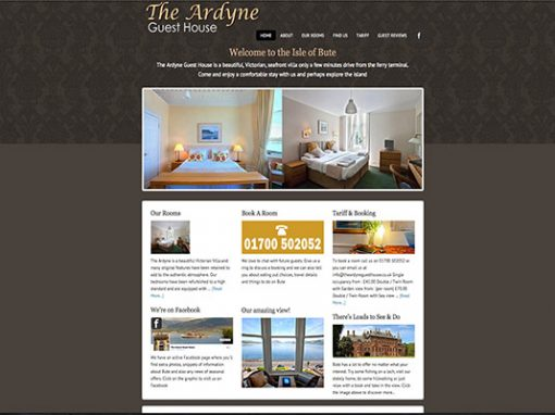 The Ardyne Guest House